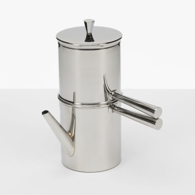 Stainless Neapolitan With Spout