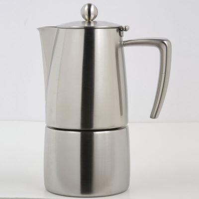 Slancio Espresso Maker (18/10 Inox)