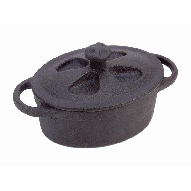 Mini Cocotte w/ Lid (Oval) - V146B