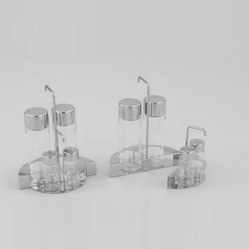 Interlocking Cruet Set 4 (18/10 INOX) - V166