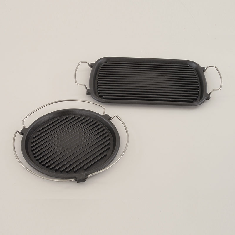 Atollo Cast-Iron Grills