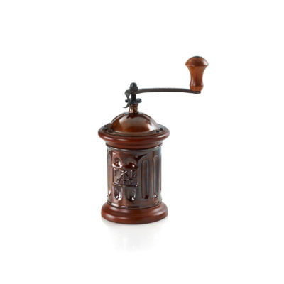 TRE SPADE Brown Coffee Grinder