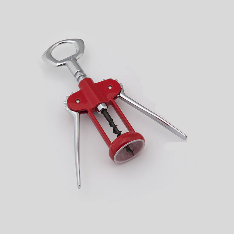 Red Corkscrew (Carded) - V299