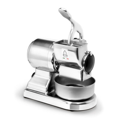 Commercial Electric Cheese Grater (Silver)