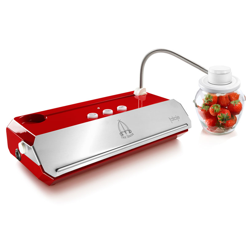 TAKAJE Vacuum Sealer (Red)v
