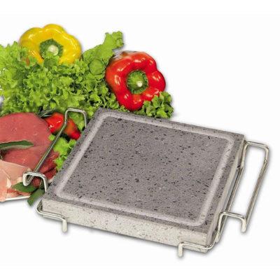 Convivio Volcanic Cooking Stones (Square)