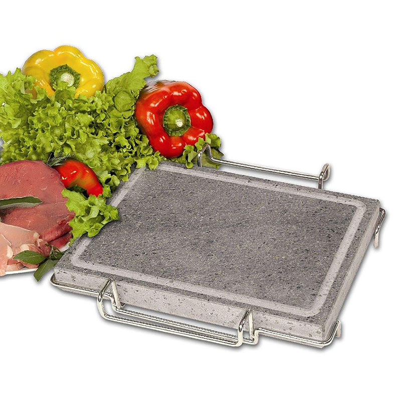 Convivio Volcanic Cooking Stones (Rectangular)