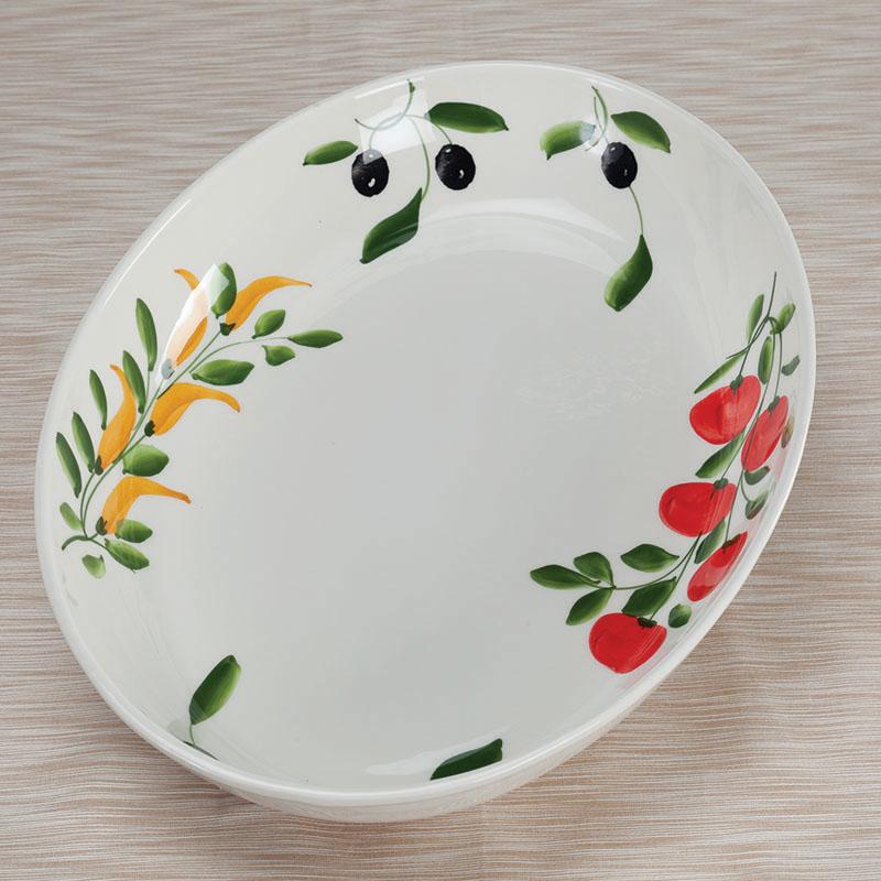"""Oval Platter (17.75"""")"""