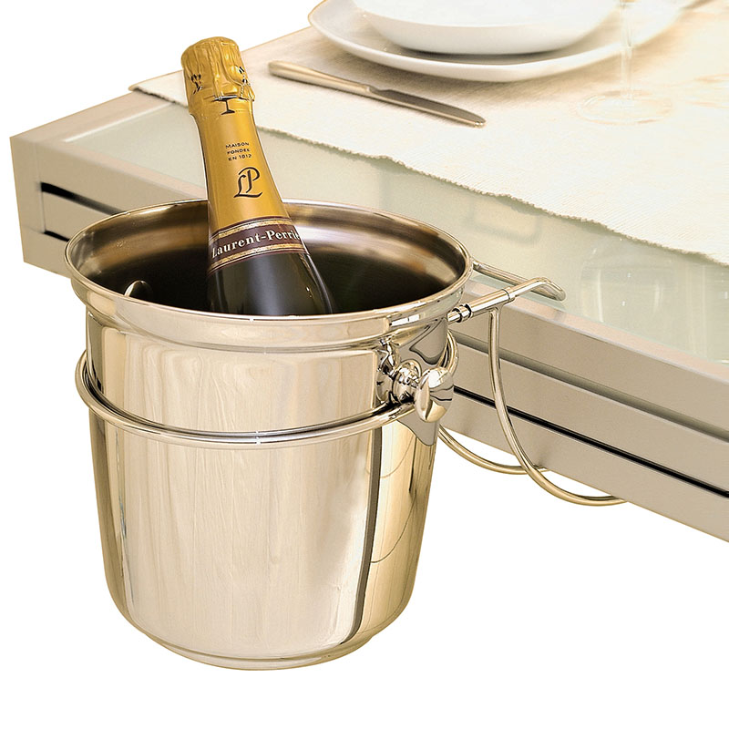 Folding Wine Bucket Holder