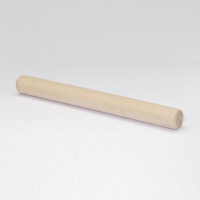 "7"" Beechwood Rolling Pin (No Handles)"