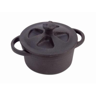 Mini Cocotte w/ Lid (Round) – V145B